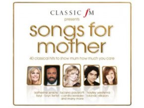 VARIOUS ARTISTS - Songs For Mother (CD)