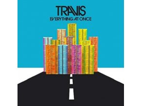 TRAVIS - Everything At Once (CD)