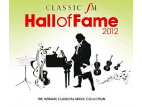 VARIOUS ARTISTS - Classic Fm - Hall Of Fame 2012 (CD)