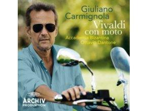 GIULIANO CARMIGNOLA - Vivaldi/Con Moto (CD)