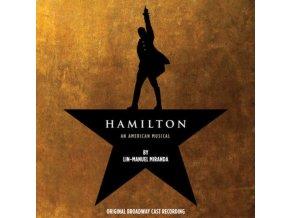 ORIGINAL BROADWAY CAST OF HAMILTON - Hamilton (Original Broadway Cast Recording) (CD)