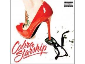 COBRA STARSHIP - Night Shades (CD)