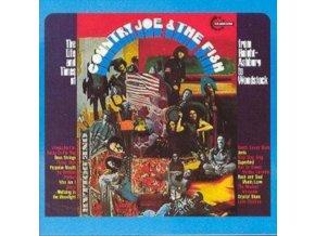 COUNTRY JOE & THE FISH - Life & Times Of (CD)