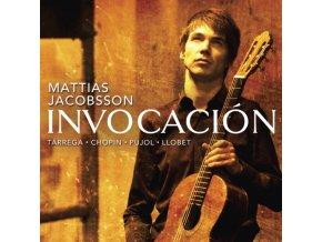 MATTIAS JACOBSSON - Invocacion (CD)