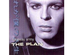 GARY NUMAN & TUBEWAY ARMY - The Plan (CD)