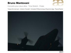 OPL / TAMESTIT / ZIMMERMANN / - Mantovani: Concerto Pour Deux Altos (CD)