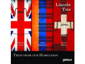 LINCOLN TRIO - Trios From Our Homelands (CD)