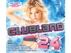 VARIOUS ARTISTS - Clubland 24 (CD)