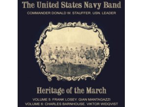 WIDQVISTHERITAGE OF MARCH - Losey Mantagazzibarnhouse (CD)