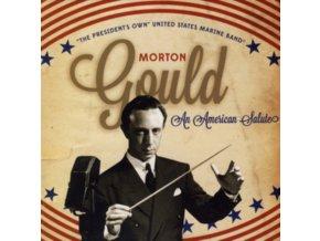 COLBURNUS MARINE BAND - Gouldan American Salute (CD)