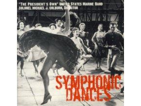MACKERRASMAURICE RAVEL - Us Marine Band (CD)