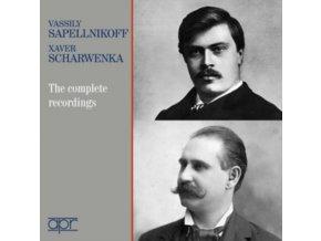 SAPELLNIKOFFSCHARWENKA - The Complete Recordings (CD)