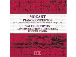 TRYONLSOTRORY - Mozartpiano Concertos (CD)