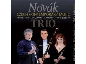VARIOUS ARTISTS - Novak Trio (CD)