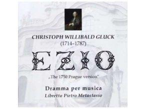 GLUCK - Perinalevicovamullerova (CD)