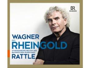SYMPHONY ORCH DES BRRATTLE - Wagnerdas Rheingold (CD)