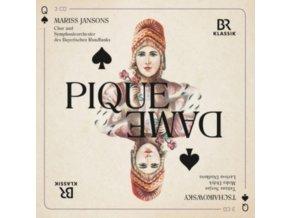 BR SYMPH ORCHJANSONS - Tchaikovskypique Dame (CD)