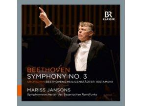 BAYER RUNDFUNKS SOJANSONS - Beethovensym No 3 (CD)