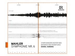 SYMPHONIEORCH DES BRHARDING - Mahlersymphony No 6 (CD)