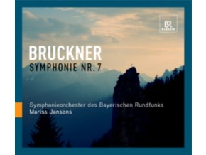 BAYERN RSOJANSONS - Brucknersymphony No 7 (SACD)