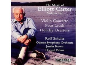 ROLF SCHULTE - The Music Of Elliot (CD)