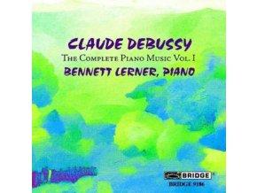 BENNETT LERNER - Danse Bohemienne (CD)