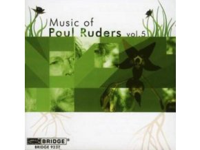 VARIOUS ARTISTS - Music Of Poul Ruders  Vol 5 (CD)