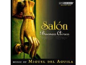 CAMERATA SAN ANTONIO - Aguilasalon Buenos Aires (CD)