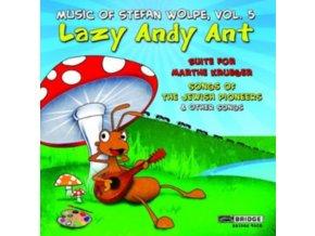 VARIOUS ARTISTS - Music Of Stefan Wolpe  Vol 5 (CD)