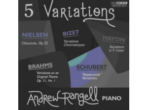 ANDREW RANGELL - Five Variations (CD)