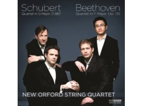 NEW ORFORD STRING QUARTET - Schubertbeethoven (CD)