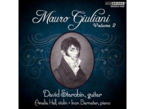 STAROBIN - Giulianigrand Variations On (CD)