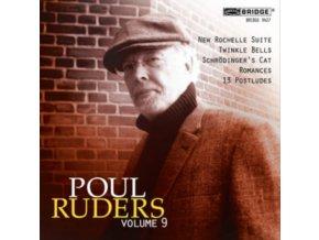 STAROBINDRUCKMANHOLZMAN - Rudersvol 9 (CD)