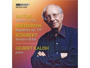 GILBERT KALISH - Piano (CD)