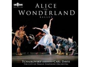 CITY OF PRAGUE PHILHARMONIC ORCHESTRA & DAVIS - Tchaikovskyalice In Wonderland (CD)