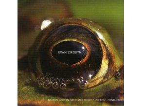 BOSTON MODERN OR PROJECTROSE - Ziporynfrogs Eye (CD)