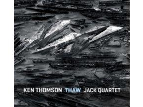 JACK QUARTET - Thompsonthaw (CD)