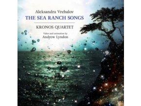 VREBALOV - Kronos Quartet (CD + DVD)