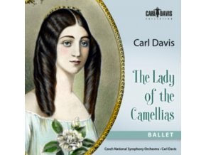 CZECH NSODAVIS - Davislady Of The Camellias (CD)