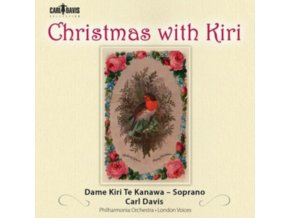 KIRI TE KANAWALONDON VOICES - Christmas With Kiri (CD)