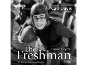LONDON CHAMBER ORCHESTRA - Davisthe Freshman (CD)