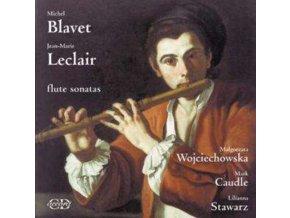 BLAVETLECLAIR - Wojciechowskacaudle (CD)