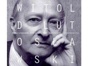 LUTOSLAWSKI WITOLD - Kaspszyknmf Wroclaw (CD)