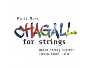 OPIUM STRING QUARTETRAPPE - Mosschagall For Strings (CD)