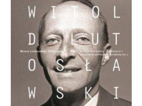 WROCLAW SOSKROWACZEWSKI - Lutoslawskiopera Omina Vol 4 (CD)