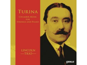 LINCOLN TRIO - Turinachamber Music (CD)