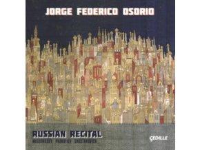 JORGE FEDERICO OSORIO - Russian Recital (CD)