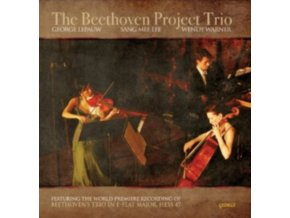 BEETHOVEN PROJECT TRIO - The Beethoven Project Trio (CD)
