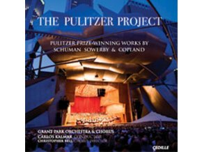 GRANT PARKKALMARBELL - Variouspulitzer Project (CD)
