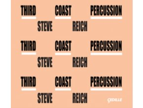 FRIENDHAGENDUVALL - Reichthird Coast Percussion (CD)